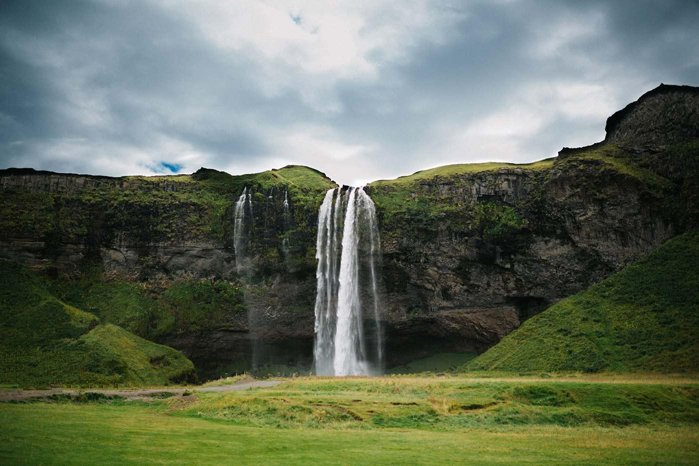 Seljalandsfoss - Islande - Candice Lesage