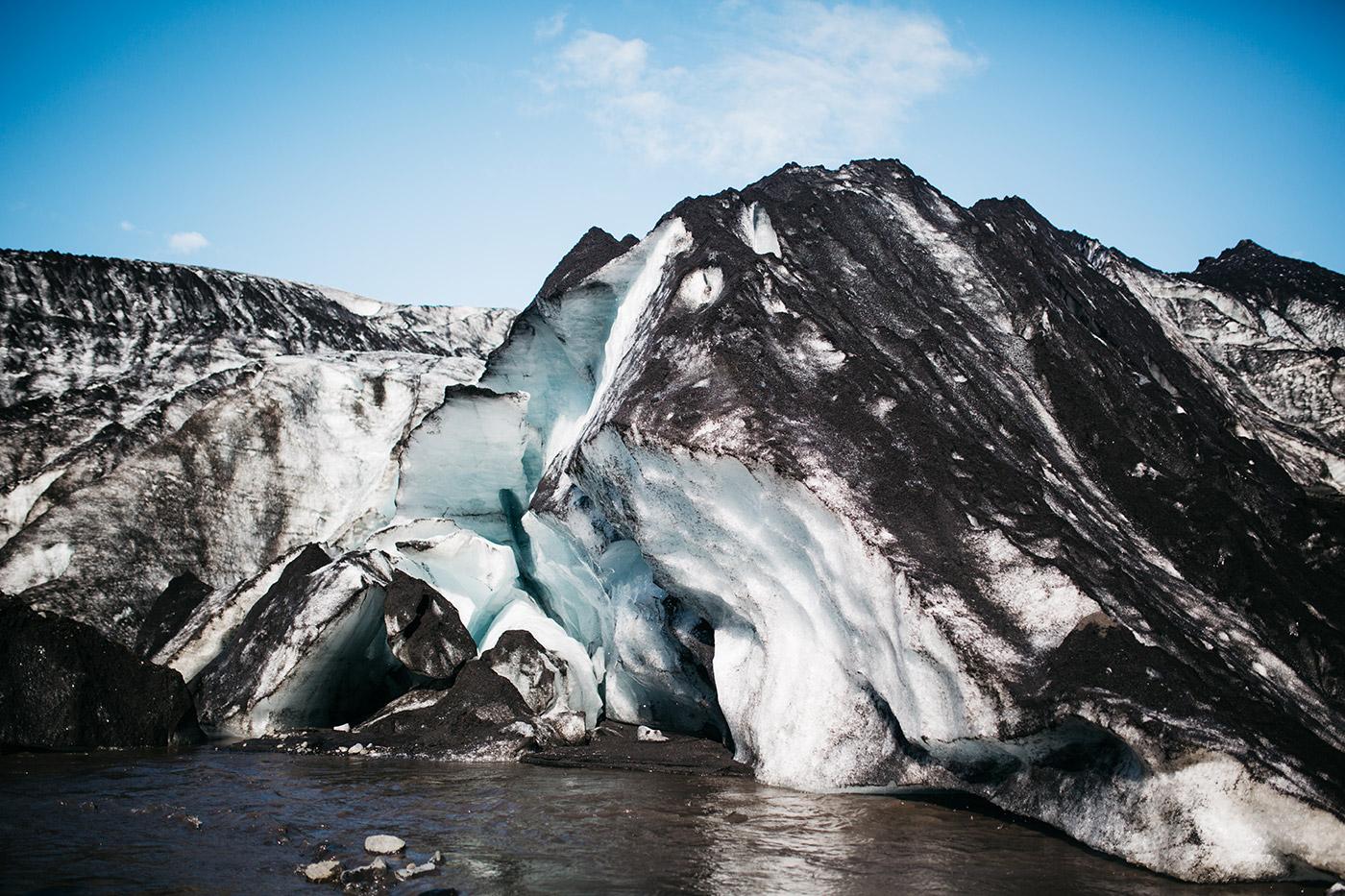 Glacier - Island - Candice Lesage