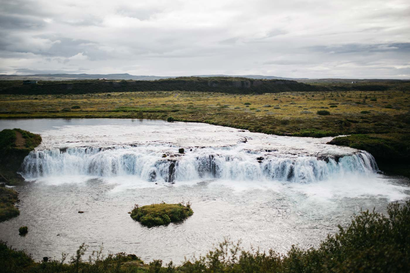 Faxi Waterfall - Iceland - Candice Lesage