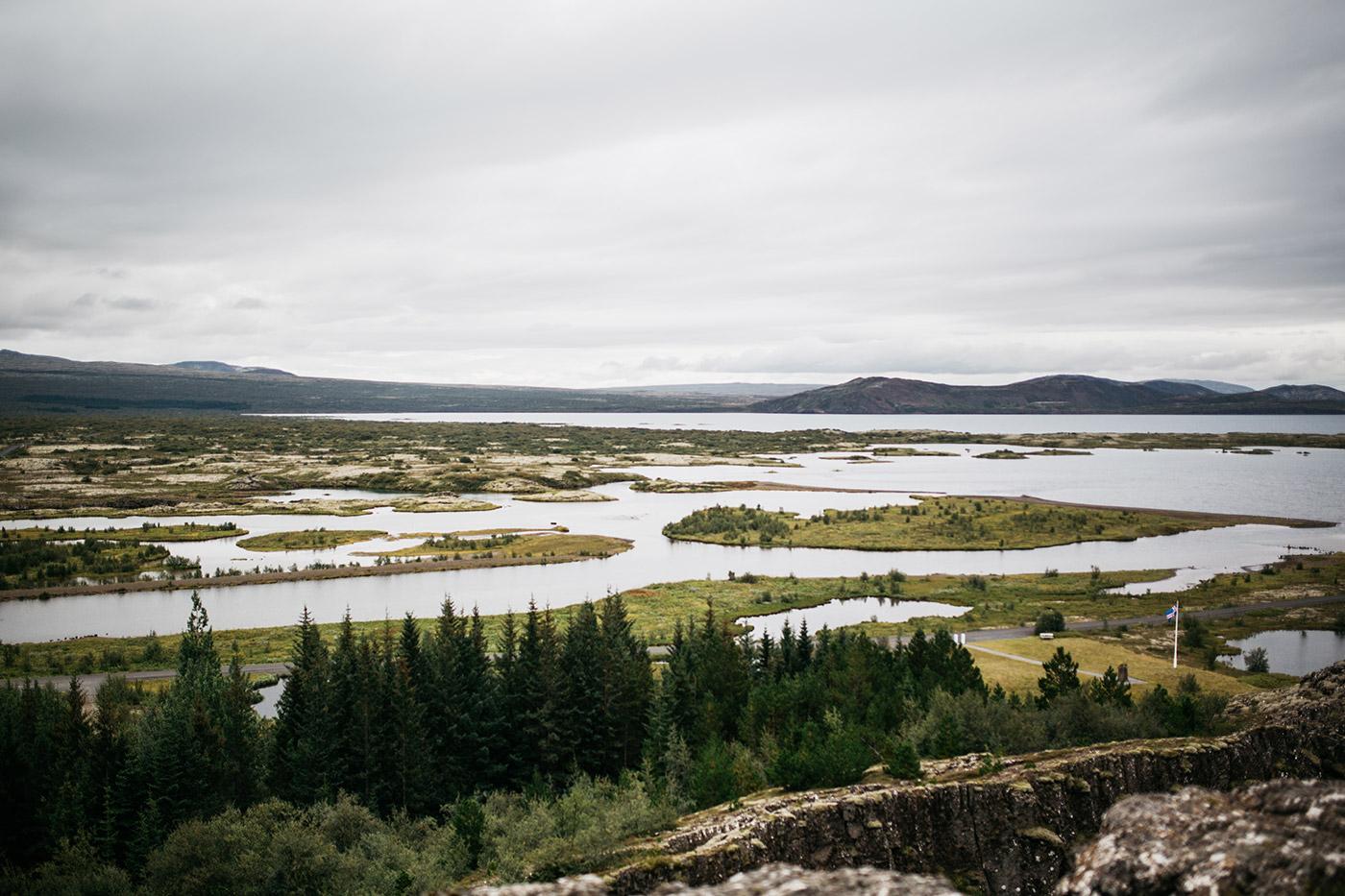 Þingvellir National Park - Iceland - Candice Lesage